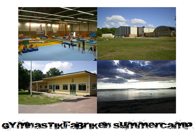 Gymnastikfabriken summercamp